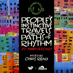 A Tribe Called Quest 'People's Instinctive Travels' 25th Anniversary Mixtape