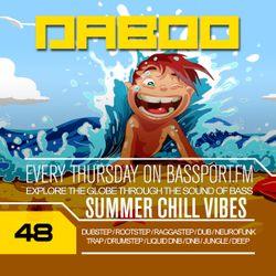 BASS TREK 48 with DJ Daboo on bassport.FM