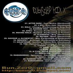 Dubstep Mix X by BunZer0