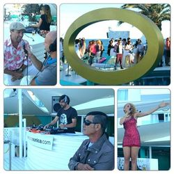MIGUEL GARJI - OPENING PARTY HOTEL SANTOS COAST CLUB 2014 - 10 MAY 2014