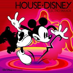 Disney House!! Mix By BlackBunny