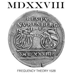 """Frequency Theory 1528 """"MDXXVIII"""""""
