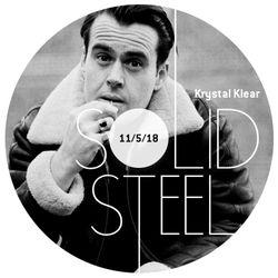 Solid Steel Radio Show 11/5/2018 Hour 2 - Krystal Klear