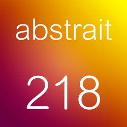 abstrait 218