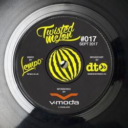 017 Twisted Melon // SEPT 2017 // Data Transmission Radio