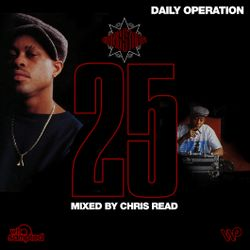 Gang Starr 'Daily Operation' 25th Anniversary Mixtape