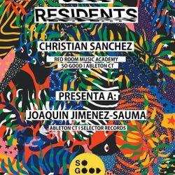 Good Residents 18-Nov-2016 So Good FM 92.1 Merida Yucatan