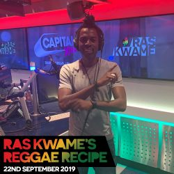 Reggae Recipe - 22/09/19 (Reggae / Dancehall / Bass / Bashment / Afrobeats)
