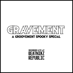 Agent J: Gravement @ Beatnikz Republic (Halloween / Soundtracks)