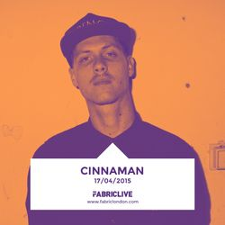 Cinnaman - FABRICLIVE Promo Mix (March 2015)