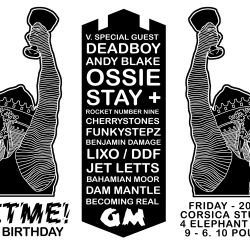 Jet Letts - GETME! 5th Birthday Mix
