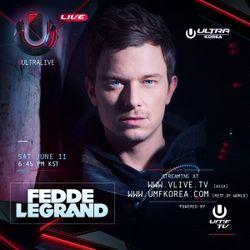 Fedde Le Grand LIVE @ UMF Korea - Day 2