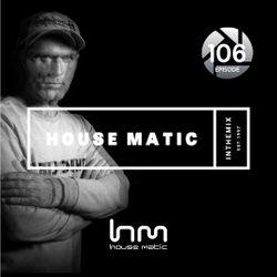 Tommyboy Housematic Radio - Episode 106 - 2018 Week 4