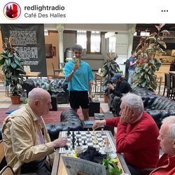 Listen! Sound District x Red Light Radio with Cleveland @ Kiosk Radio 19.04.2019