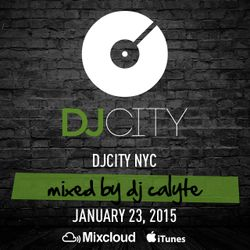 DJ Calyte - Friday Fix - Jan. 23, 2015