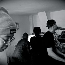 NTS RADIO - SKETCHBOOK W/ DJ CHRIS P CUTS (COVERING KUTMAH) - 30 APRIL 2013