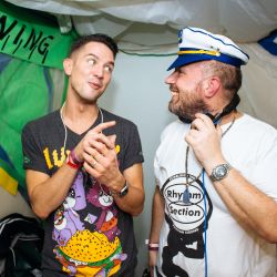 Room Service with Severino & Kris Di Angelis / Bestival Radio 2013