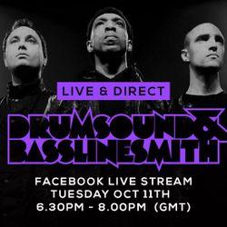 Drumsound & Bassline Smith - Live & Direct #7 (11/10/16)