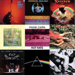 35 Classic Rock Title Tracks Vol 4, feat Pink Floyd, Neil Young, Rodriguez, The Doors, Rainbow, U2