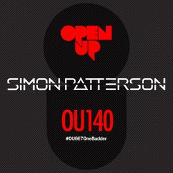 Simon Patterson - Open Up - 140