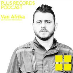 106: Van Afrika(Japan Based South African) DJ Mix!!!