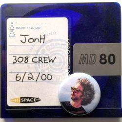 JonH of Fort Knox Five - 308 Crew Mixtape - June 2, 2000
