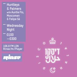 Auntie Flo presents H&P on Rinse FM - March 2016 w/ Moscoman & Felipe Sa