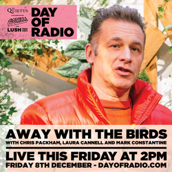 Away With The Birds - 2pm - DAY OF RADIO II