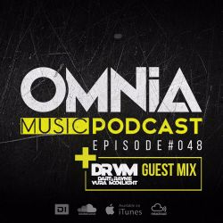 Omnia Music Podcast #048 / incl. DRYM Guestmix (23-11-2016)