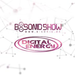 B-SONIC RADIO SHOW #165 by Digital Energy