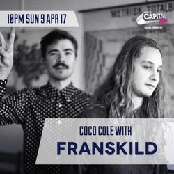 Coco Cole w/ franskild