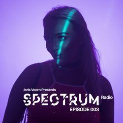 Joris Voorn presents: Spectrum Radio 003