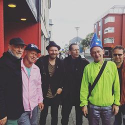 Mixmaster Morris @  Extreme Chill Reykjavik 2