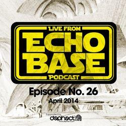 Echo Base No.26 April 2014