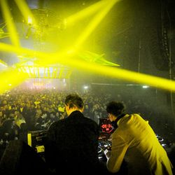 6 Music Festival - 03 - 2ManyDJs (Soulwax) @ Invisible Wind Factory - Liverpool (29.03.2019)