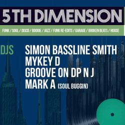 5th Dimension - Oct 2017 -  DP N J (Groove On)