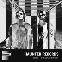 Haunter Records - Secret Thirteen Mix 158