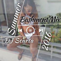 DJ Scarta - Summer 2016 Bashment Mix @Djscarta