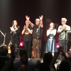 107) Autour des Légendes d'un peuple - Musique de Montréal