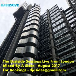 The Eastside Sessions Live From London - Aug 2017