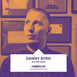 Danny Byrd - FABRICLIVE x VIPER LIVE Promo Mix (Aug. 2015)