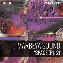 SPACE Pt. 2 by Marbeya Sound