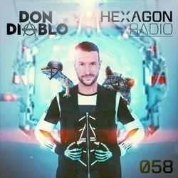 Don Diablo : Hexagon Radio Episode 58