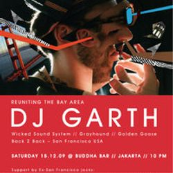 GARTH live Jakarta Indonesia 2010 Part 2. Excursions Buddha Bar