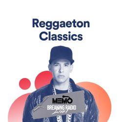Breaking Radio LIVE Guest - Reggaeton Classics - DJ MeMo