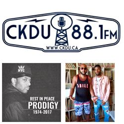 $mooth Groove$ ***R.I.P. PRODIGY TRIBUTE MIX*** June 25th-2017  (CKDU 88.1 FM) [Hosted by R$ $mooth]