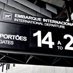 International Departures 37