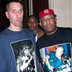 DJ Eclipse & DJ Premier @ APT 9/21/09 (Roc Raida Tribute)