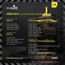 SQUIRE _ AMSTERDAM DANCE EVENT_ THUR 18TH AT ADAM TOREN