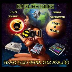 DJ GlibStylez - Boom Bap Soul Mix Vol.65 (Chilled Hip Hop Soul & Lo-Fi Beats)